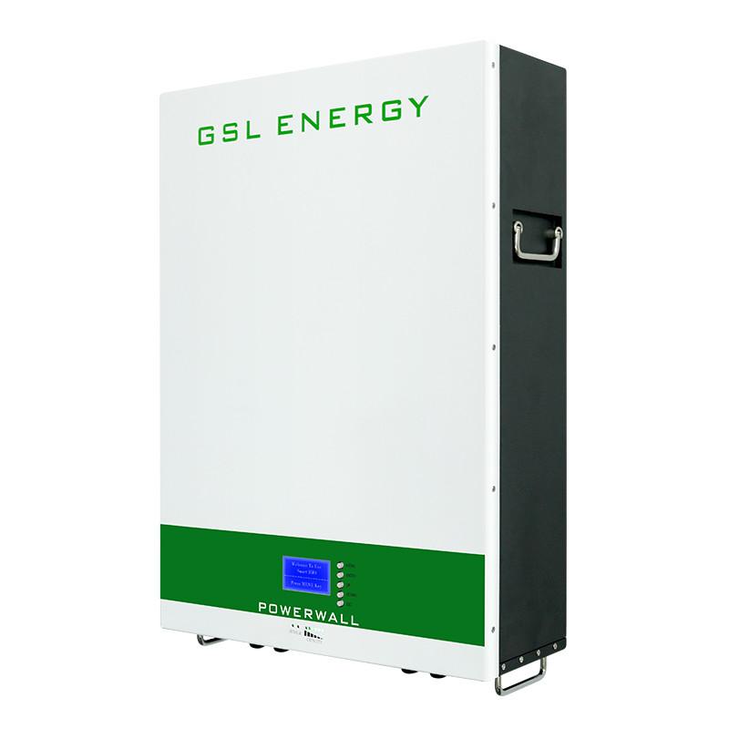 GSL-ENERGY_51.2V_POWERWALL for all hybrid smart solar inverter