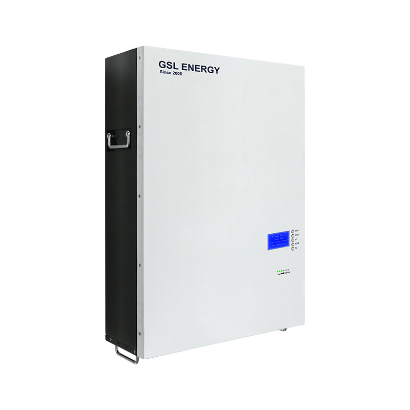 GSL ENERGY 15Kw Lithium Battery Pack Solar Panel System Grid Tied Solar Power System Home