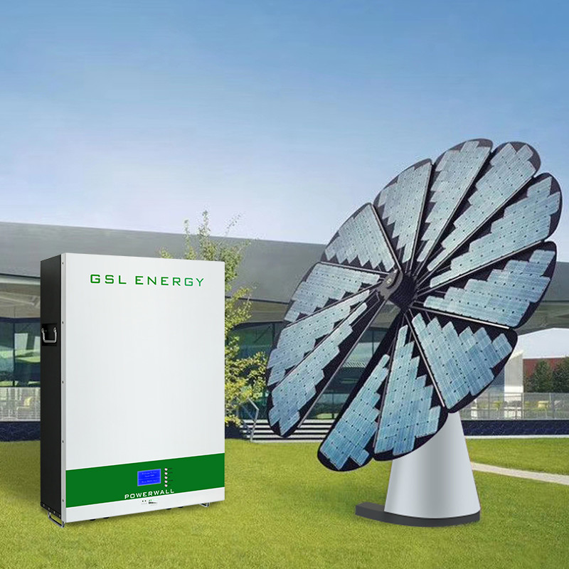 2020 New GSL Smart Sunflower Solar Energy Systems 5Kwh 7Kwh 10Kwh 15Kwh 20Kwh 30Kwh