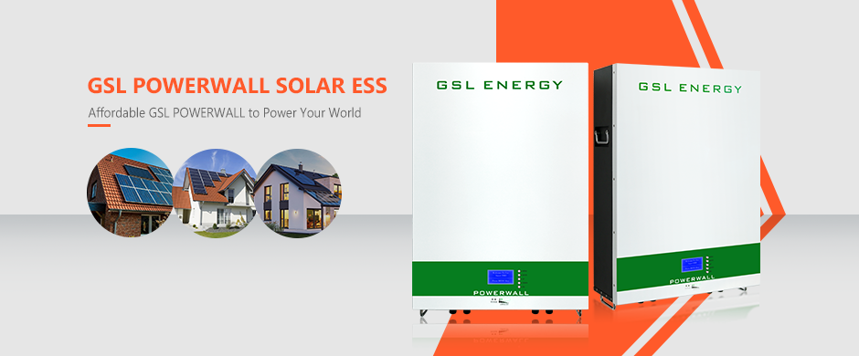 product-Home Solar Energy Systems-GSL ENERGY-img-1