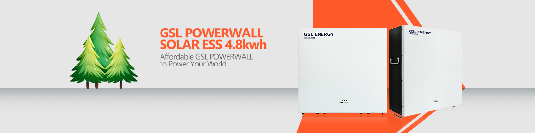 product-Solar Lithium Pack Tesla Battery PowerWall-GSL ENERGY-img