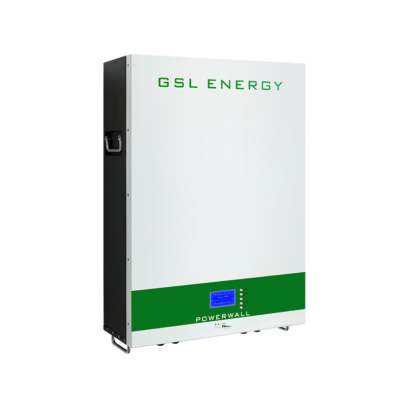 GSL ENERGY Power Lifepo4 Lithium Battery 5Kw 7Kwh 10Kwh For Solar Energy Systems Home