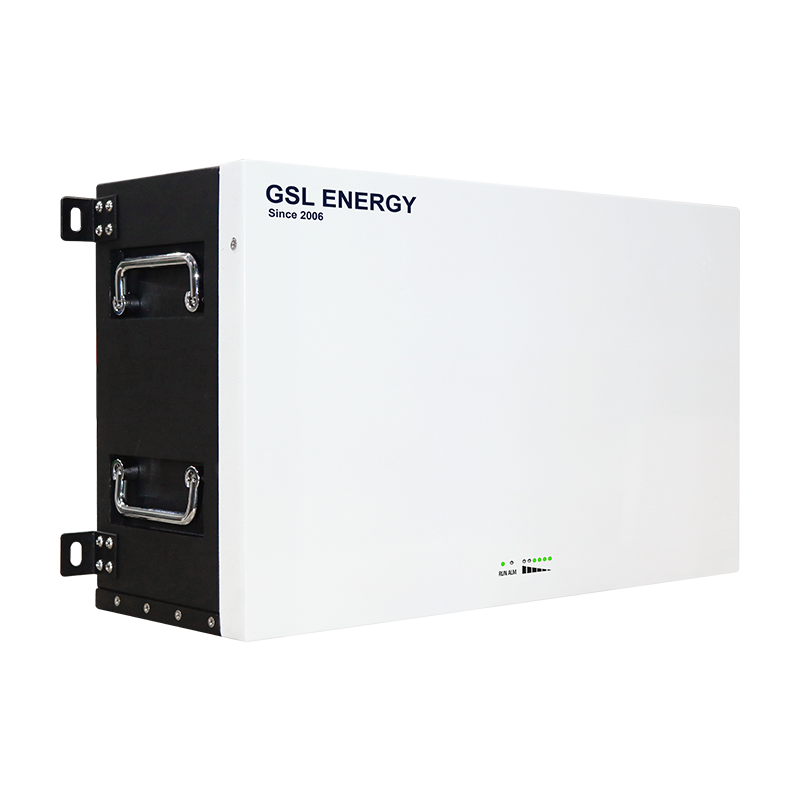 GSL ENERGY Powerwall 48v Lithium Ion Battery 2.4Kwh For Home Energy Storage Support FAST UPS EXPRESS