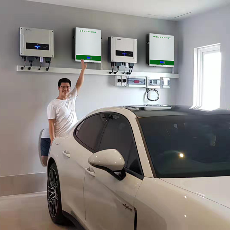 Power Storage Wall 9kwh Home Lithium Battery Solar Storage Lithium Ion Batteries