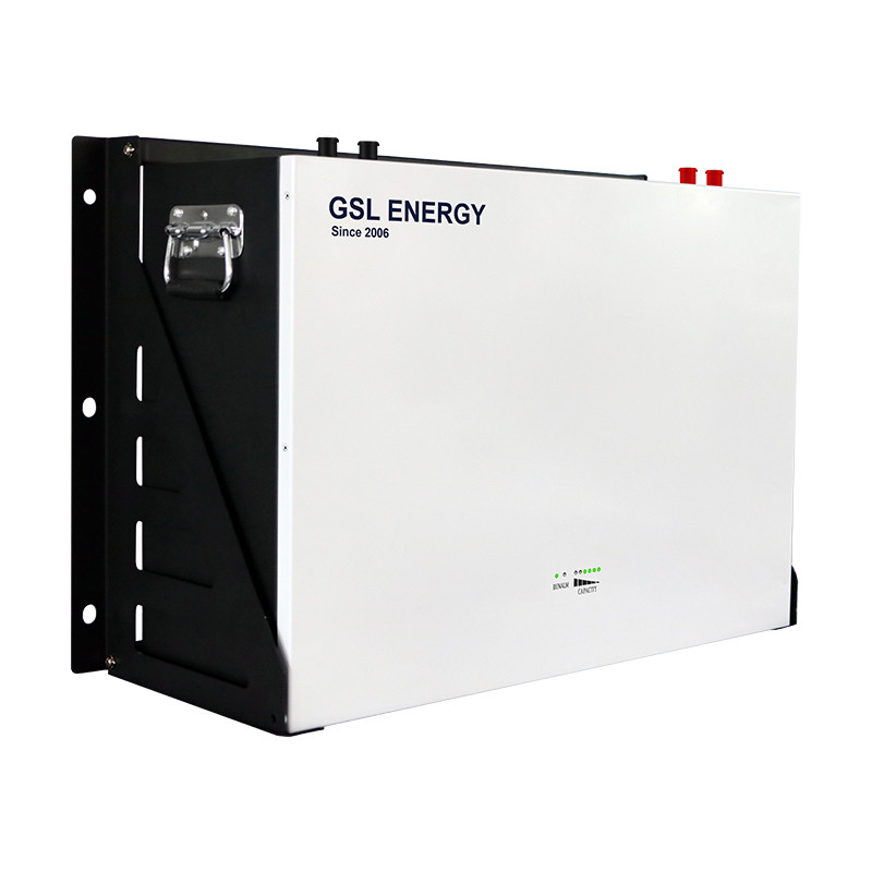 GSL ENERGY Powerwall Battery Pack 24v 300Ah Lithium Ion Battery 7.5Kwh For Home Energy Storage