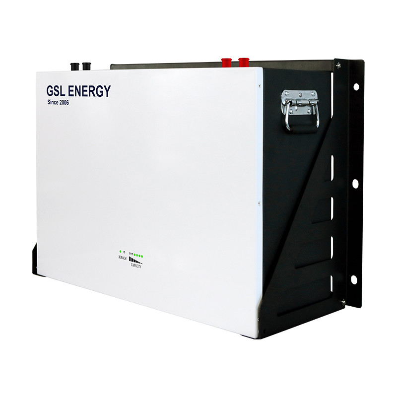 GSL ENERGY Power Storage Wall Battery Pack 24v 300Ah Lithium Ion Battery 7.5Kwh For Home Energy Storage