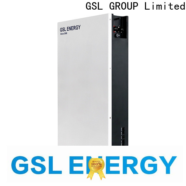 GSL ENERGY battery storage