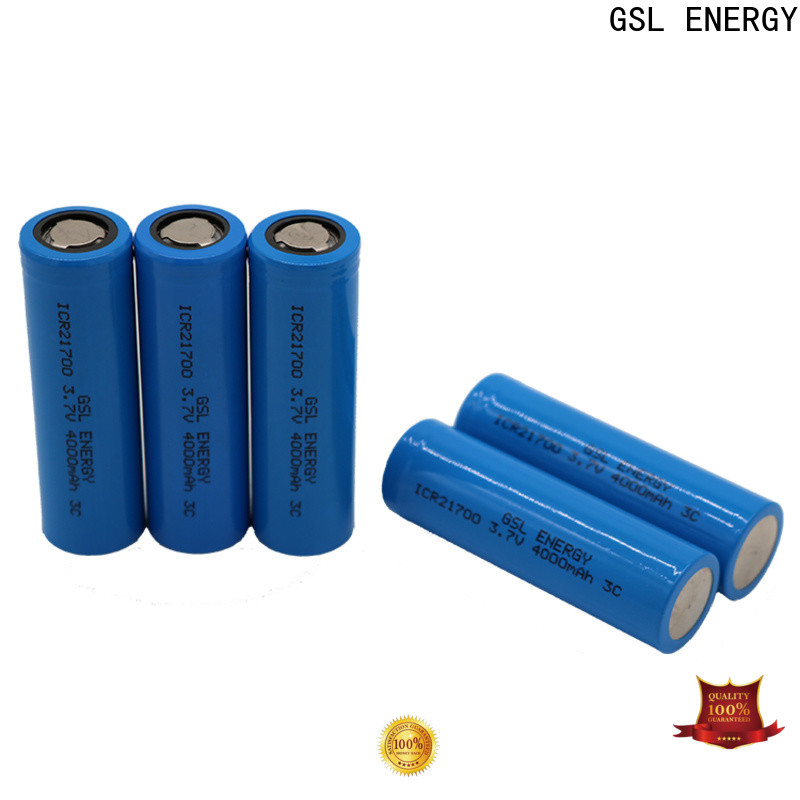 GSL ENERGY 21700 battery new manufacturers