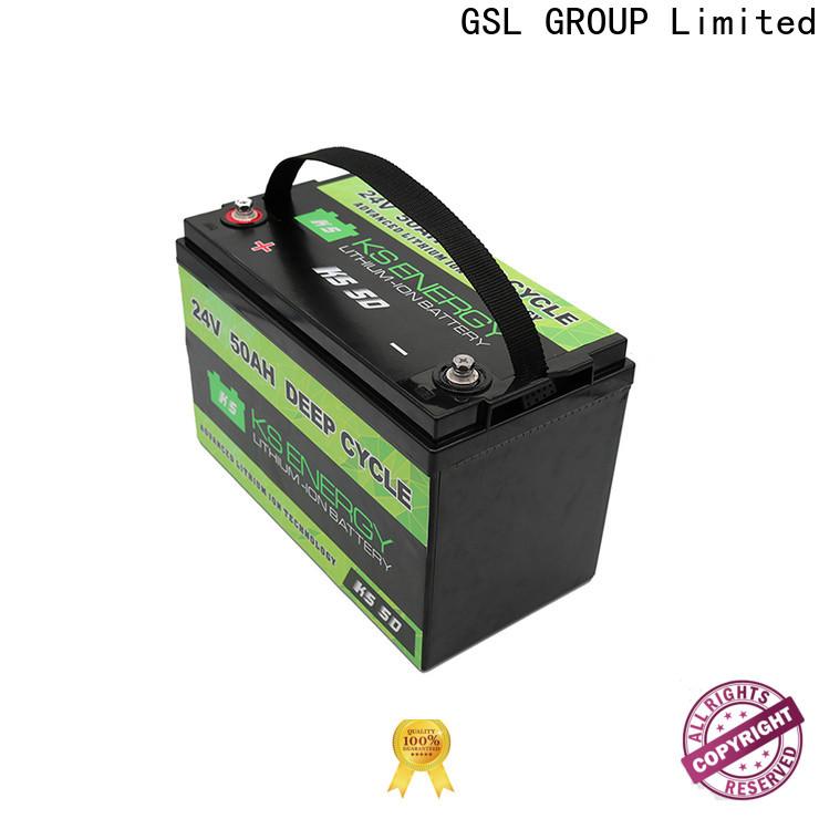 customized 24v lifepo4 battery