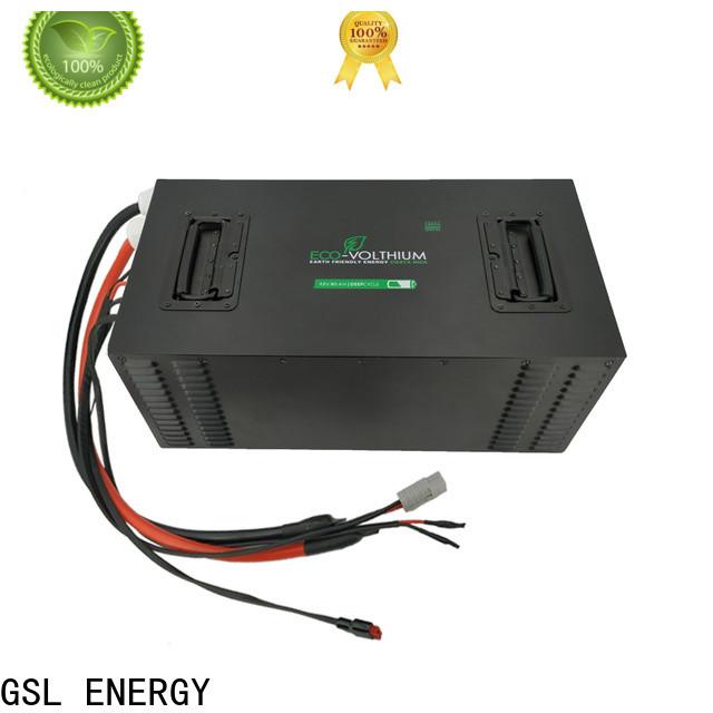 GSL ENERGY electric rickshaw battery long service top-performance
