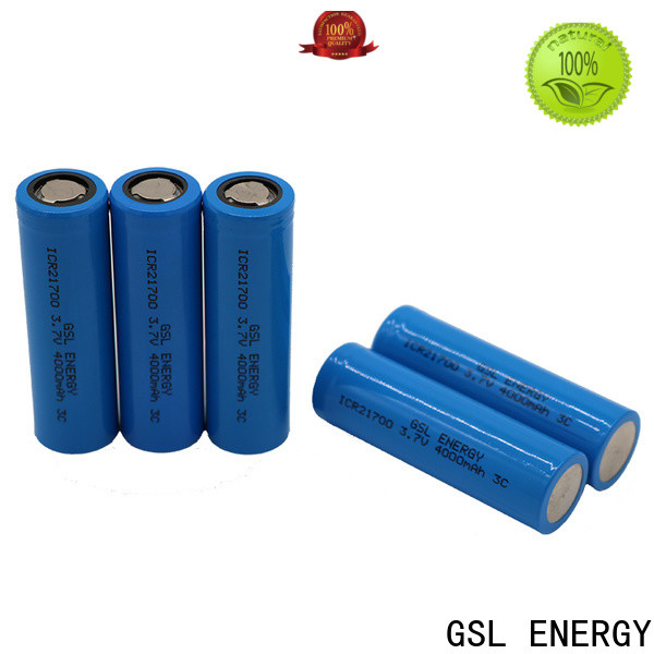 GSL ENERGY 21700 battery cell new suppliers