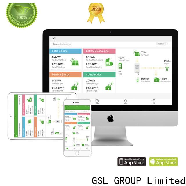 GSL ENERGY factory direct solar energy system for home adjustable bulk supply