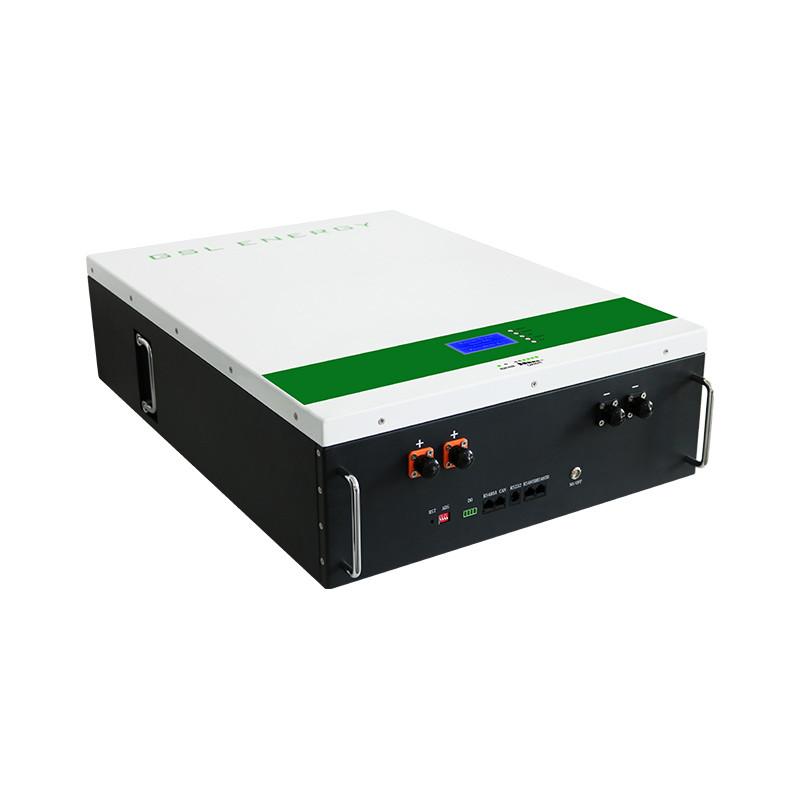 Power Storage Wall 3 Lifepo4 10Kwh Batería de litio Sistema de almacenamiento de energía solar