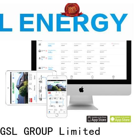 GSL ENERGY manufacturing home solar power system adjustable bulk supply