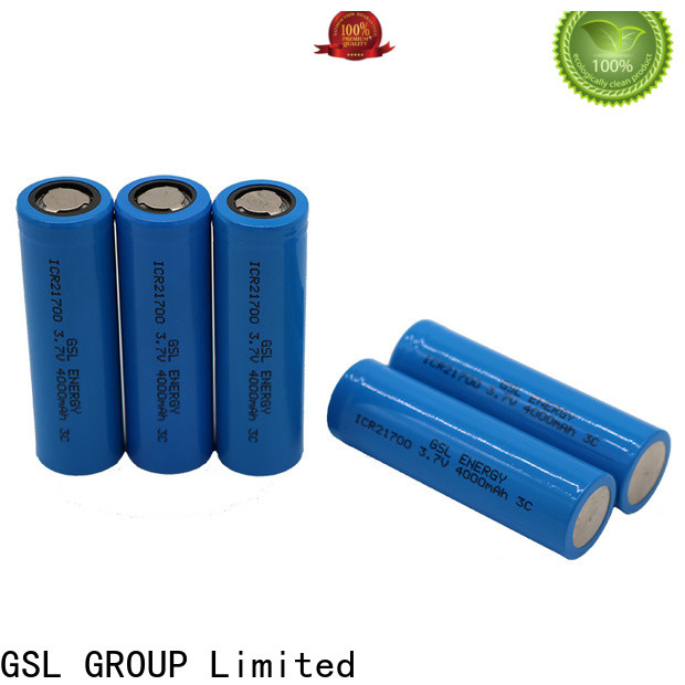 GSL ENERGY Wholesale 21700 battery cell latest factory