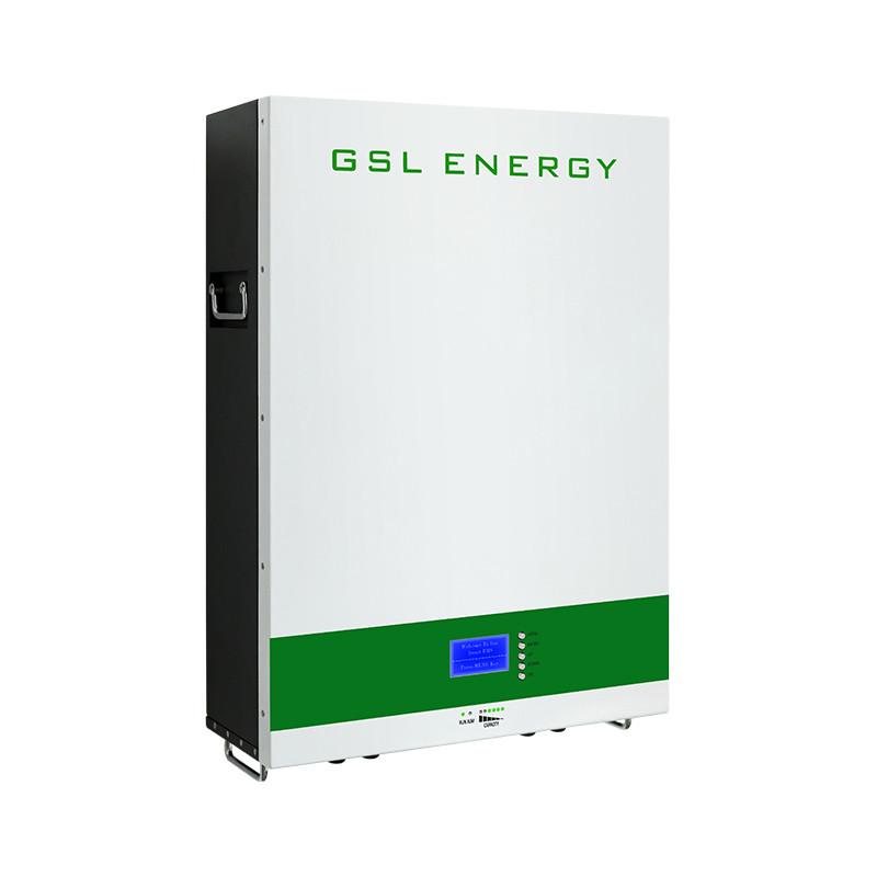 MANUAL DEL USUARIO DE PARED DE ALMACENAMIENTO DE ENERGÍA GSL ENERGY 51.2V PARA INVERSOR HÍBRIDO