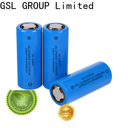 GSL ENERGY durable 26650 batteries for sale supply manufacturer