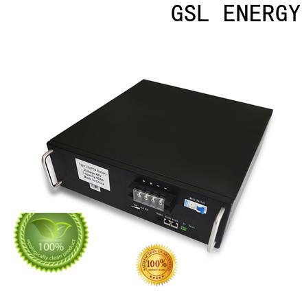 GSL ENERGY ess battery bulk supply factory