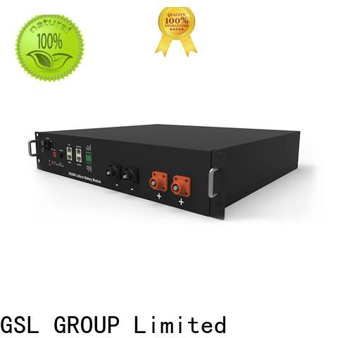 GSL ENERGY fast- charging telecom battery bulk supply distributor