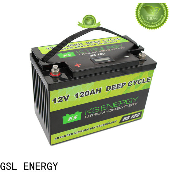 enviromental-friendly lifepo4 battery 100ah short time for camping car