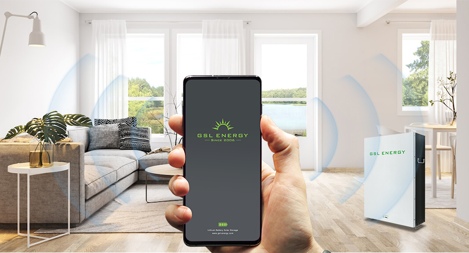 product-Bluetooth Power Wall Solar Energy Systems With Lithium Battery LiFePO4 5Kwh 7Kwh 10Kwh Home
