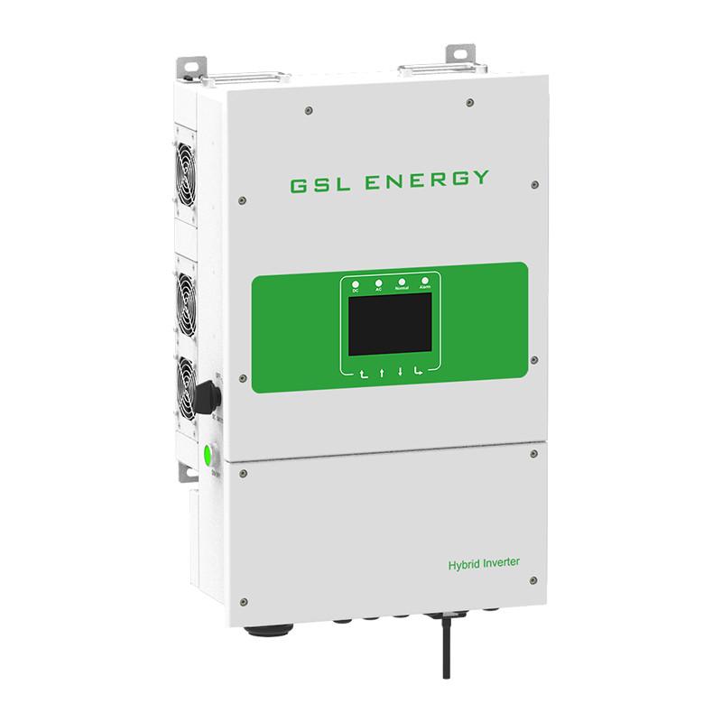 Solar Home System 8kw Hybrid Solar Inverter On/Off Grid Mppt Solar Inverter