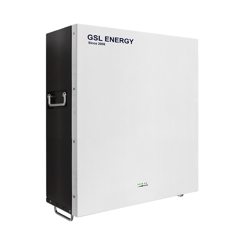 2020 Light Operated 48V 50Ah 2.4Kwh Solar Lithium Pack Tesla Battery Power Storage Wall