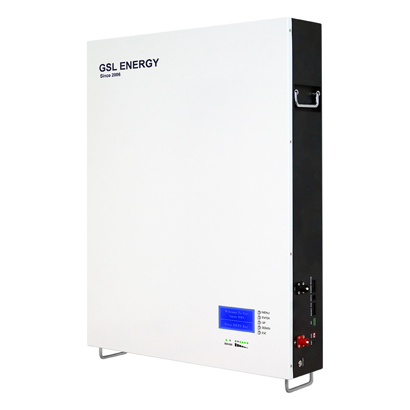 Super Thin 15Kwh Lithium Battery Pack Solar Power System Home