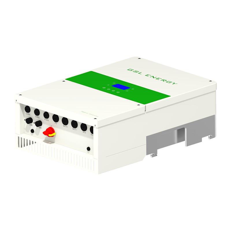10kw US 240V/120V   Hybrid Solar On-Off Inverter with High voltage 80-400VDC