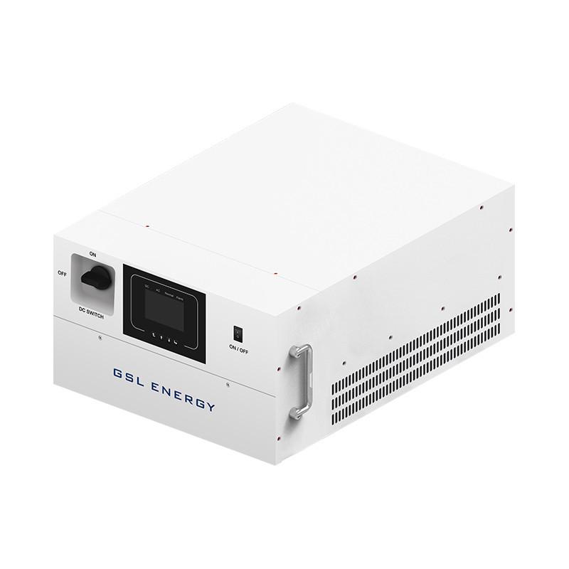 Rack Hybrid Solar Power Inverter 3.6kw 5kw 8kw On/off Grid Tie Combined
