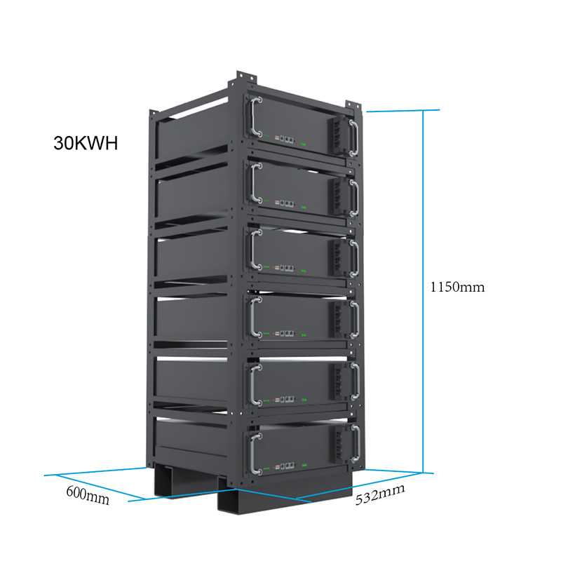 CATL Lifepo4 Cell Telecom Rack-Mounted Lithium Ion Phosphate Battery 3U 48V 100Ah 5Kwh Home Solar Energy System Lithium Battery