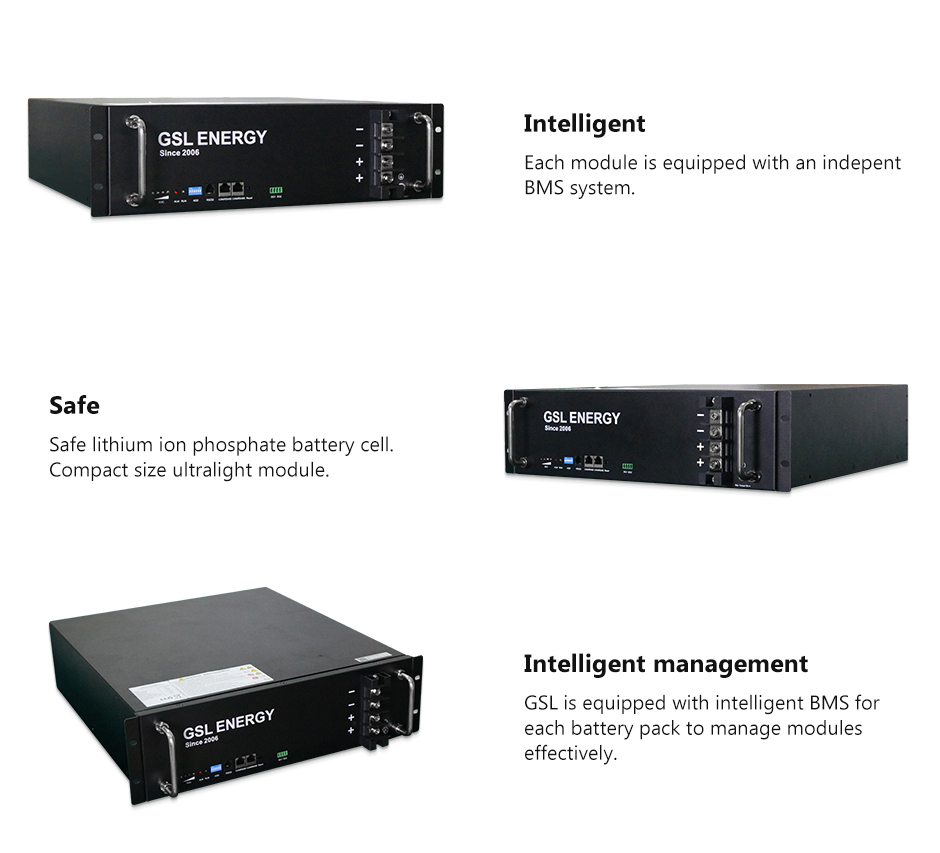 product-Home Energy System CATL Cell Lifepo4 Solar Telecom Rack-Mounted Lithium Ion Phosphate Batter