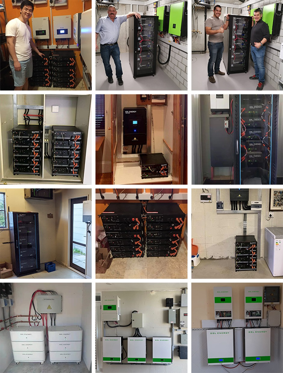 product-GSL ENERGY-Home Energy System CATL Cell Lifepo4 Solar Telecom Rack-Mounted Lithium Ion Phosp