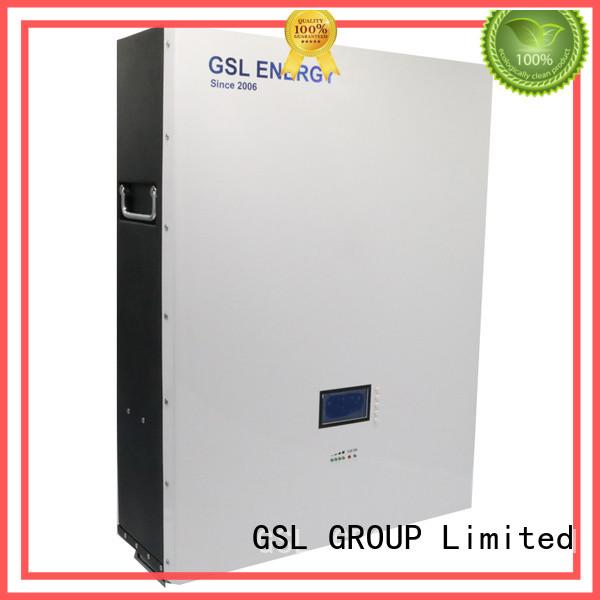 battery lithium powerwall battery solar GSL ENERGY