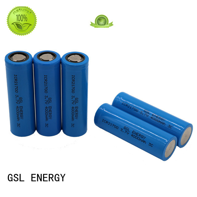 GSL ENERGY 21700 battery cell supplier for industry