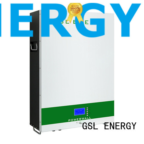 GSL ENERGY High-quality powerwall battery pack Suppliers