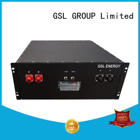 GSL ENERGY telecom battery supplier for home