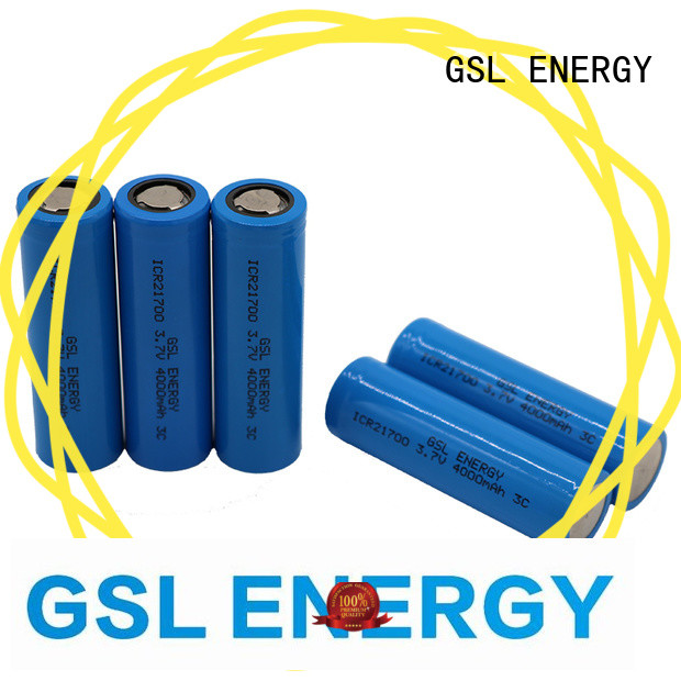 GSL ENERGY hot-sale 21700 battery cell for factory