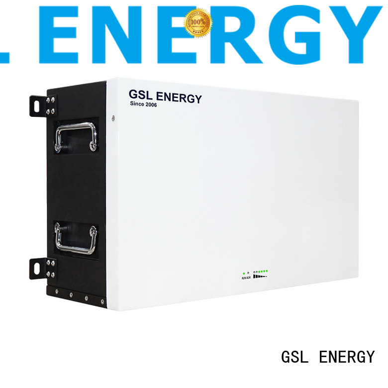 GSL ENERGY Top lithium powerwall manufacturers