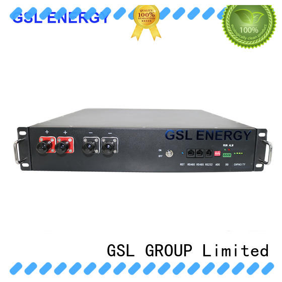 GSL ENERGY ion lifepo4 battery pack free sample for energy storage