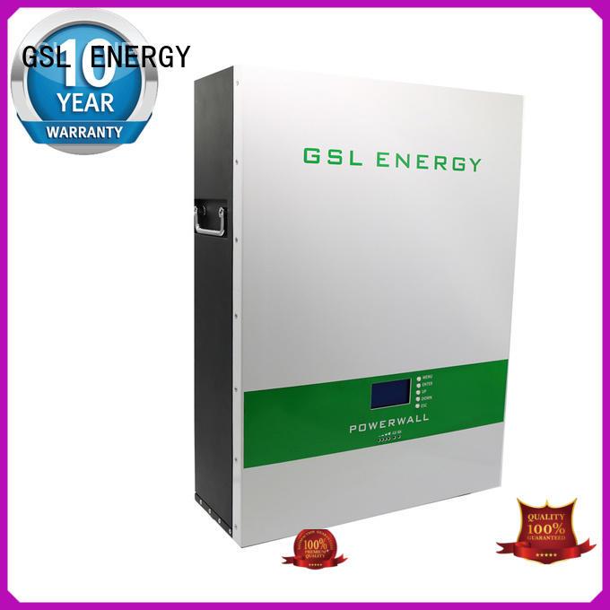 GSL ENERGY popular powerwall 2 for solar storage