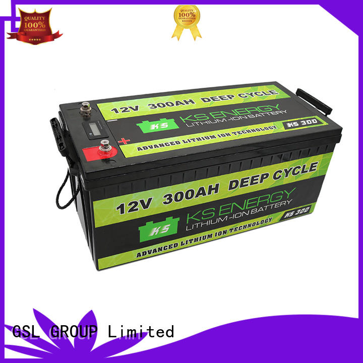 GSL ENERGY lithium battery 12v 100ah inquire now for car