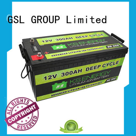 liion 12v 50ah lithium battery lifepo4 GSL ENERGY company