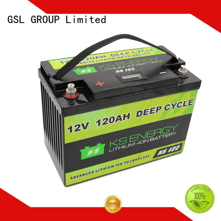 GSL ENERGY alternative lithium car battery bulk production led display