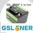 12v 20ah lithium battery more capacity Warranty GSL ENERGY