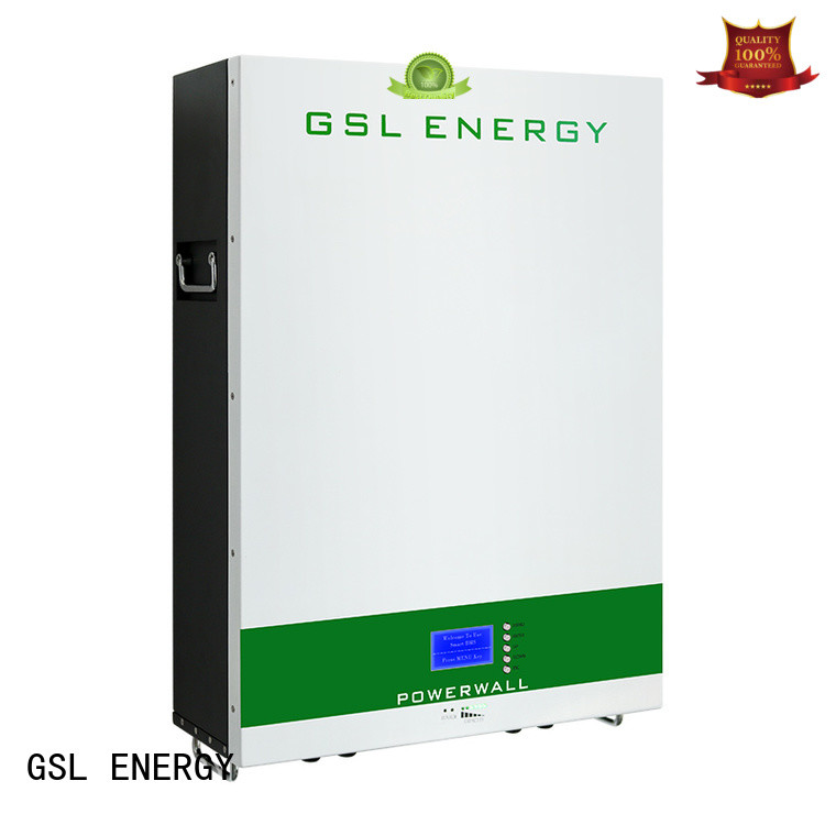 GSL ENERGY tesla battery powerwall Supply
