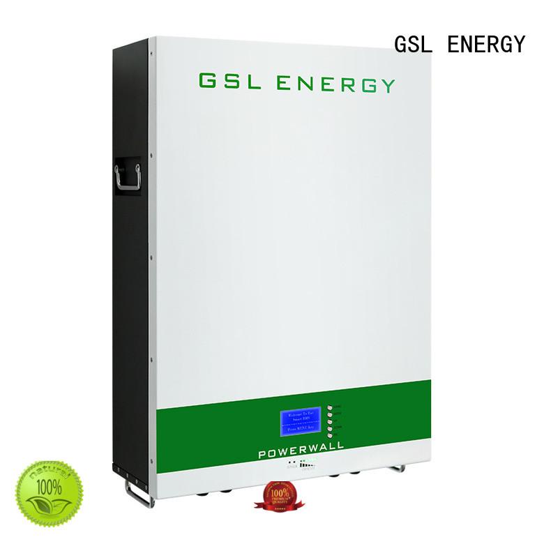 GSL ENERGY battery powerwall for business for battery