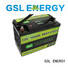 12v 20ah lithium battery battery led Warranty GSL ENERGY