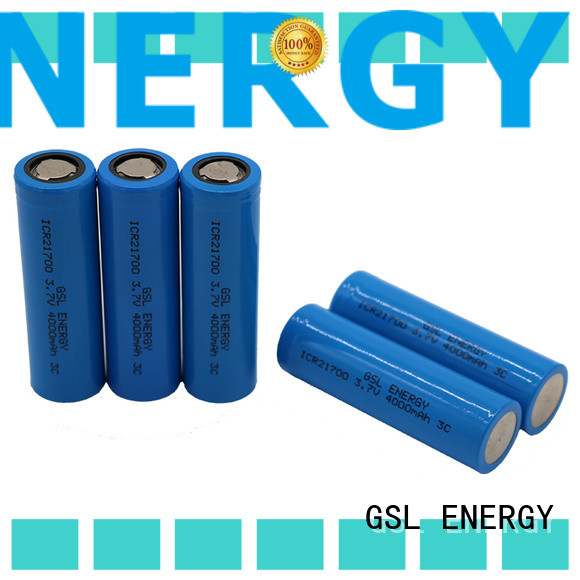 GSL ENERGY cost efficient 21700 battery manufacturer for home