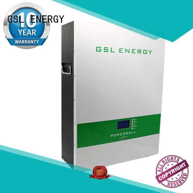GSL ENERGY factory price solar battery storage system at discount for battery